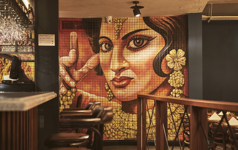 Bombay Central Murial