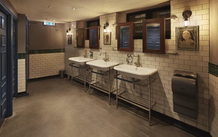 Bombay Central Toilets