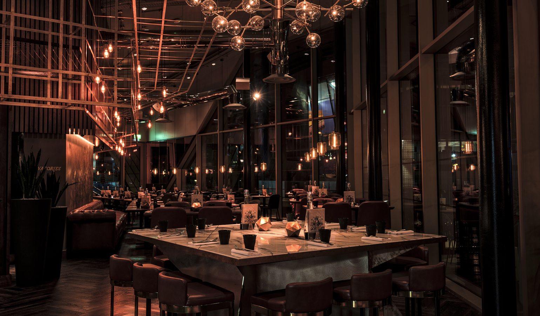 The Alchemist Media City Restaurant