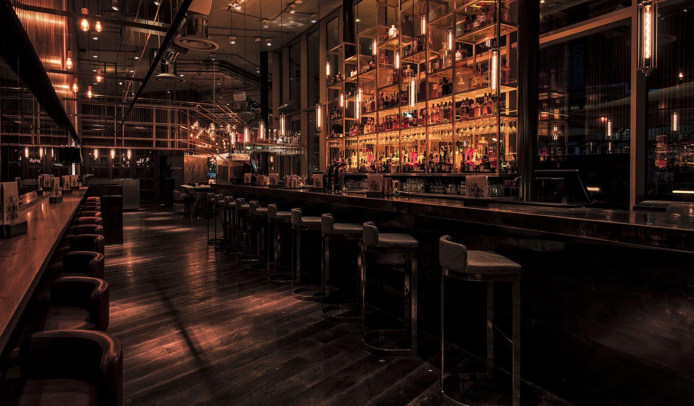 The Alchemist Media City Bar