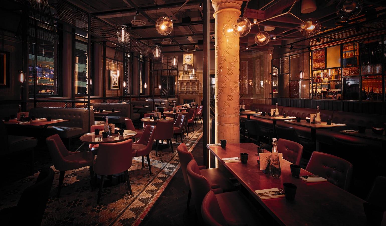 The Alchemist Nottingham Restaurant