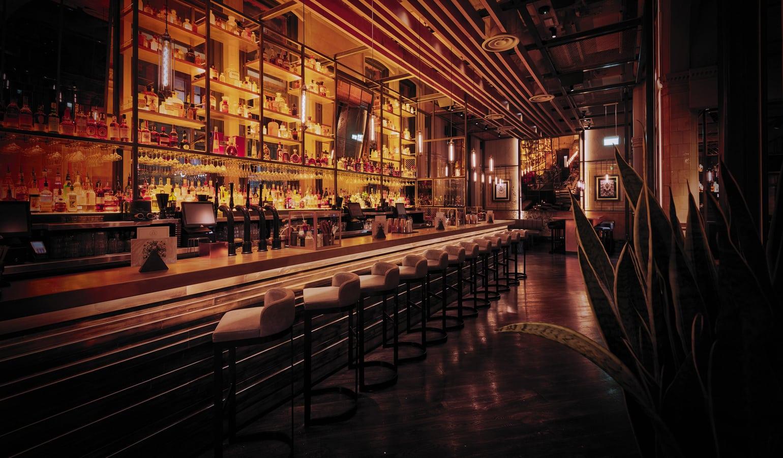 The Alchemist Nottingham Bar